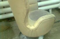 Кресло — до ремонта